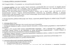 Társasági Szerződés 1. oldal